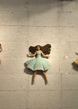 Hanging Three Sisters